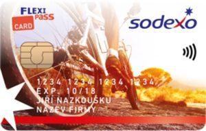 Poukaz od společnosti Sodexo